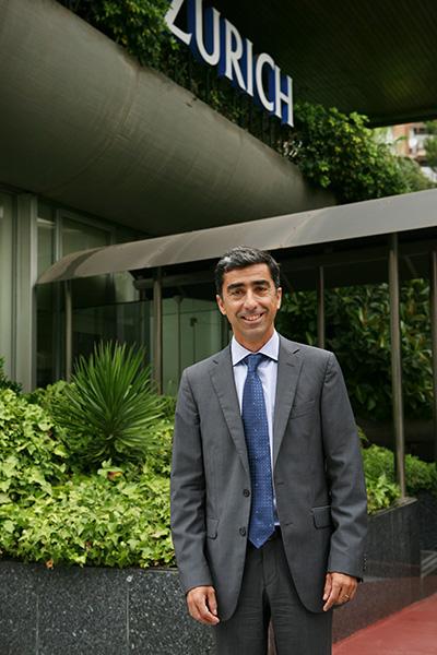 Director de Agentes del Grupo Zurich en España