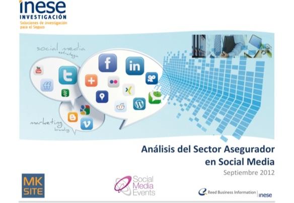 Análisis del Sector Asegurador en Social Media